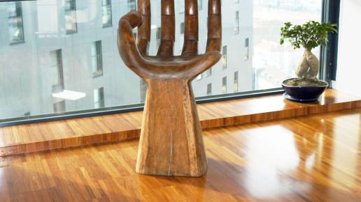 Designermöbel vom Tischler