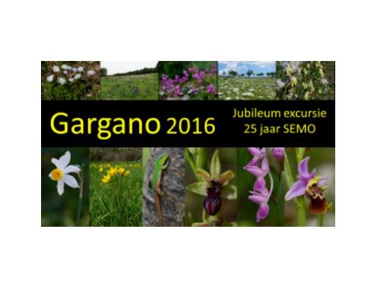 Presentatie Gargano – Felix Baeten en Liliane Dedroog