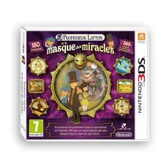 Professeur Layton et le Masque des miracles (3DS)