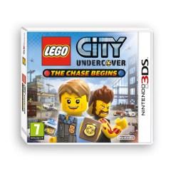 """""""Pose ton flingue Jack, [Insérez ici une punchline]"""" (LEGO City Undercover: The Chase Begins, 3DS)"""