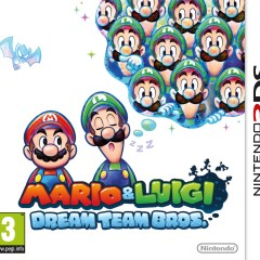 Fais dodo, Luigi mon p'tit frère (Mario & Luigi – Dream Team Bros., 3DS)
