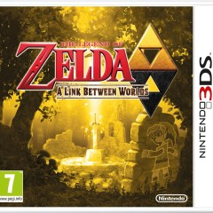 Link, un lien vers le passé [The Legend of Zelda: A Link Between Worlds, 3DS]