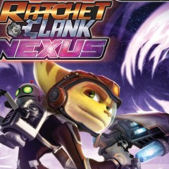 Galaxy Express! [Ratchet & Clank: Nexus, PS3]