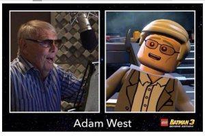 Gamescom 2014 Lego batman 3 Adam West