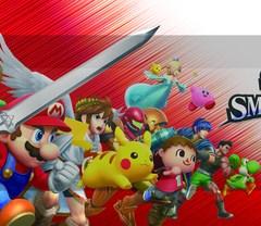 Viens te battre dans le couloir de la baston [Super Smash Bros, 3DS]