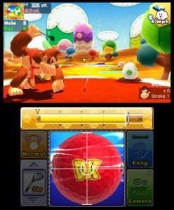 Mario Golf World Tour Donkey Kong 3DS_