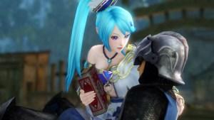 Hyrule warriors WiiU Lana