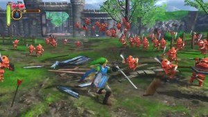 hyrule warriors WiiU musique metal