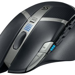 Souris sans fil et rat des champs [Logitech G602 Wireless Gaming Mouse]