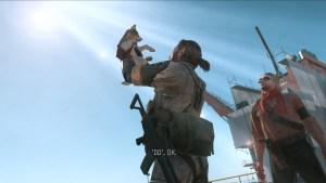 Metal Gear Solid 5 roi lion