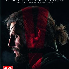 Papy fait de la résistance afghane (bis) [Metal Gear Solid V: The Phantom Pain, PC]