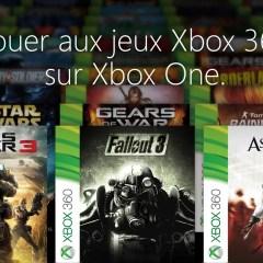 Xbox One: Lifting, retrocompatibilité et accès anticipé à Battlefront.