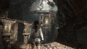 Rise Of The Tomb Raider citerne xbox one