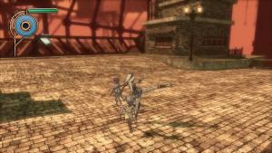 High Kick Gravity Rush remastered PS4