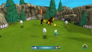 combat Adventure Time PS4