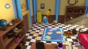 Enquete Adventure Time PS4