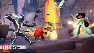 Disney Infinity 3.0 Wiiu melting pot