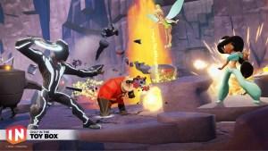 Disney Infinity 3.0 Wiiu melting pot