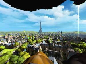 Open World 2 Eagle Flight PS4