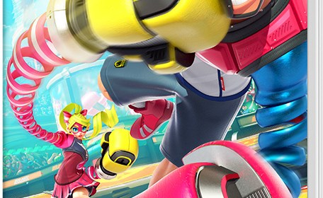 A bras raccourcis [Arms, Switch]