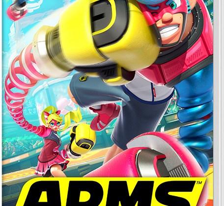 A bras raccourcis [Arms, Switch]