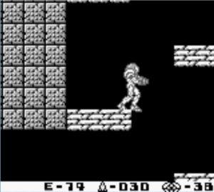 Metroid 2 Game Boy