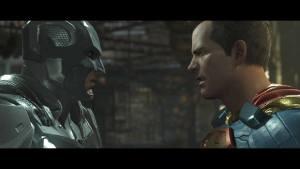 VErsus Injustice 2 PS4