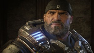 Gears of War 4 Marcus Xbox one