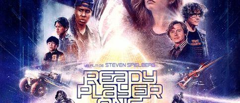 Ready Player One – Spielberg, maître du jeu