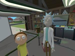 Rick&MortyPSVR