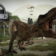 Sim Park 2000 [Jurassic World Evolution, PC]
