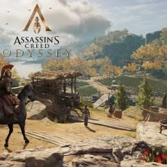 Assassin's Creed Odyssey en avant-première