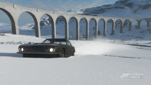 Forza Horizon 4 Xbox One neige