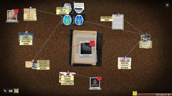 Phantom Doctrine PC documents
