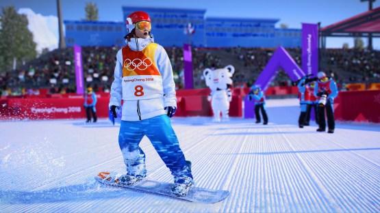 Champion du monde (des Jeux Olympics)!