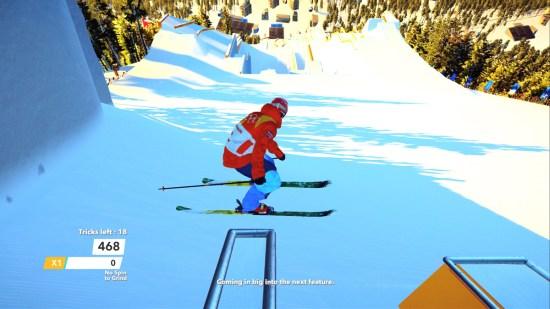 Épreuve de ski freestyle