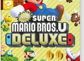 Mi-figue, mycose [New Super Mario Bros. U Deluxe, Switch]
