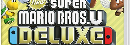 New super mario bros U deluxe couverture