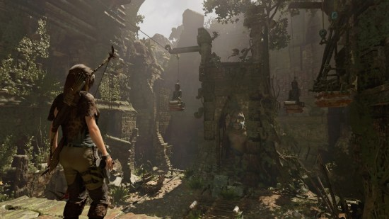 Shadow of the Tomb Raider énigmes