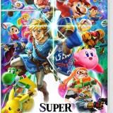 Menu complet et luttes intestines [Super Smash Bros. Ultimate, Switch + guide parental]