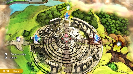 Super Smash Bros. Ultimate Switch carte