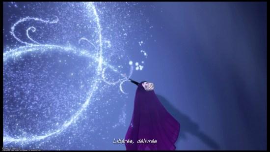 Kingdom Hearts 3 PS4 Reine des neiges