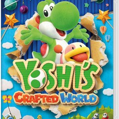 Bricolage et papier remâché [Yoshi's Crafted World, Switch]