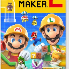 Maçon démission? [Super Mario Maker 2, Switch]
