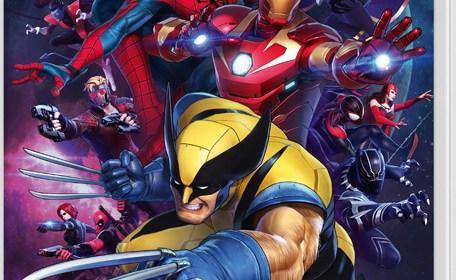 Marvel dire à tout le monde [Marvel Ultimate Alliance 3: The Black Order, Switch]