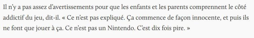 La presse Nintendo