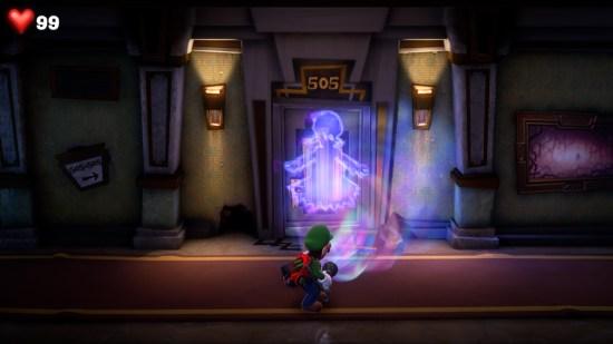 Luigi's Mansion 3 enquête