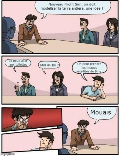 Asobo board meeting 1