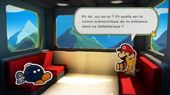 Paper Mario Switch