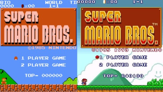 Super mario all stars SNES